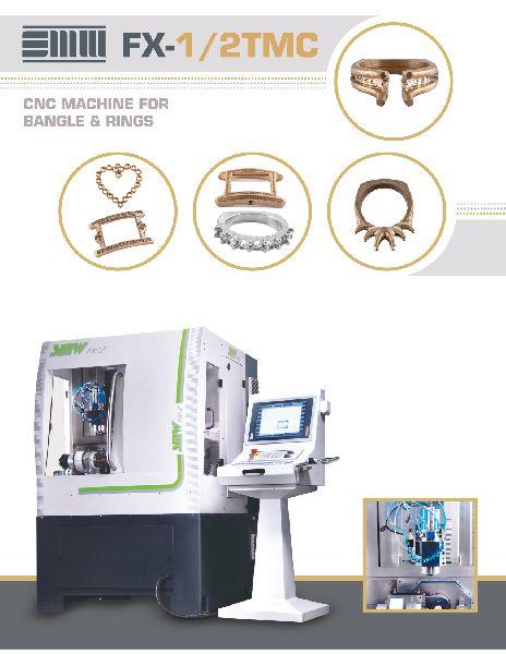 CNC Bangle & Ring Making Machine (FX-1-2TMC)