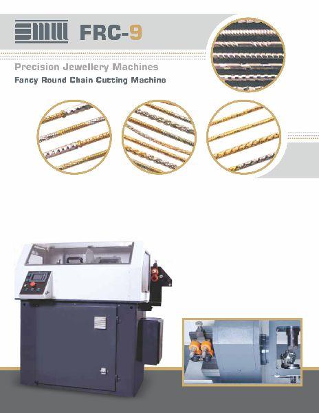 Precision Jewellery Making Machine (FRC-9)