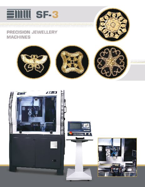 Precision Jewellery Making Machine (SF-3)