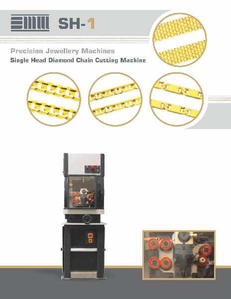 Precision Jewellery Making Machine (SH-1)