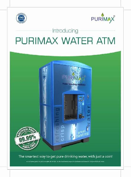 Purimax Water ATM