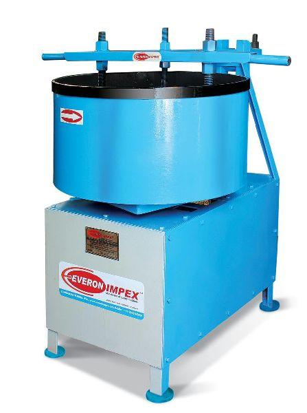 Colour mixer muller machine