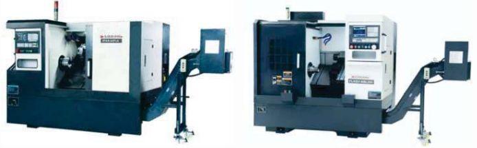 Slant Bed CNC Lathe Machine