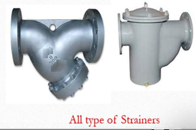Industrial Strainer