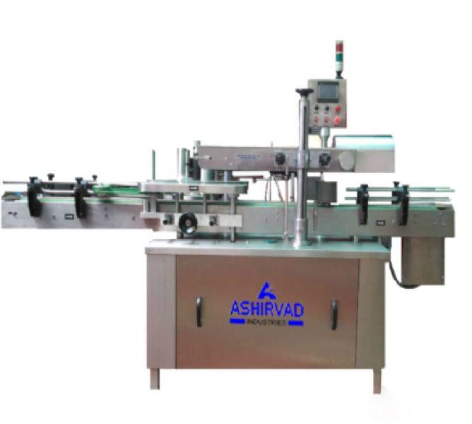 Automatic High Speed Servo Sticker Labelling Machine