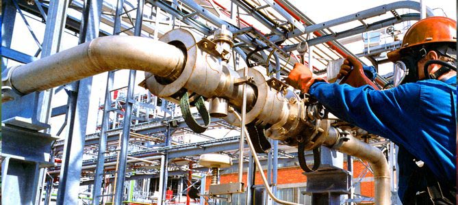 Pipeline Erection Services