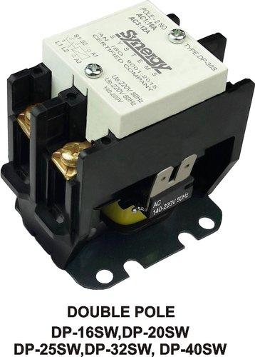 Double Pole Definite Purpose Contactor (DP-2)