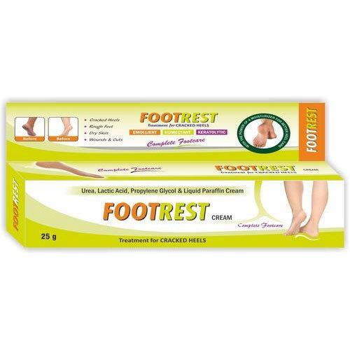 Foot Rest Cream
