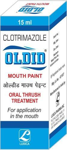 Oldid Mouth Paint