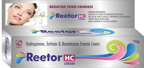Reetor HC Cream