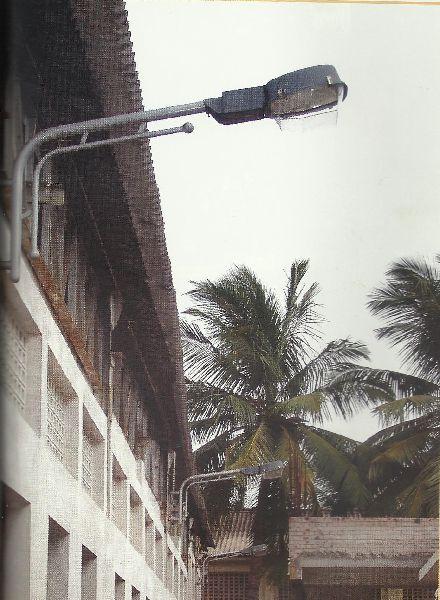 Wall Mounted Street Light Bracket