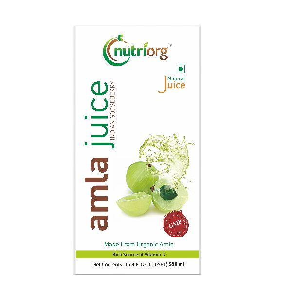 Nutriorg Amla Juice