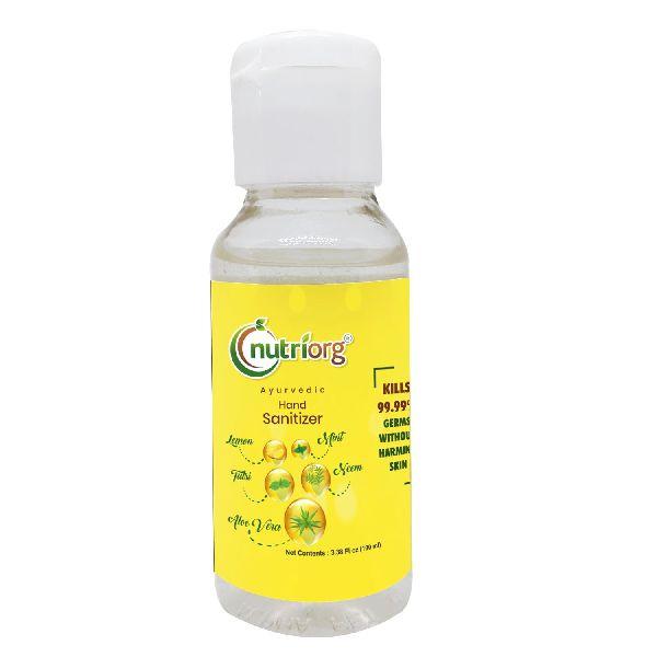 Nutriorg Ayurvedic Hand Sanitizer