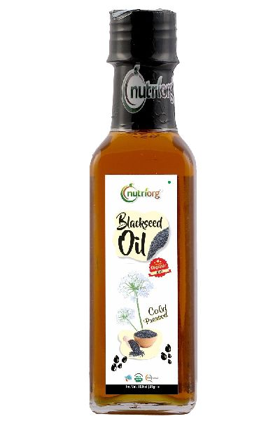 Nutriorg Black Seed Oil
