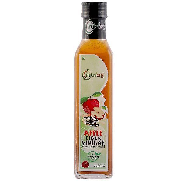 Nutriorg Certified Apple Cider Vinegar