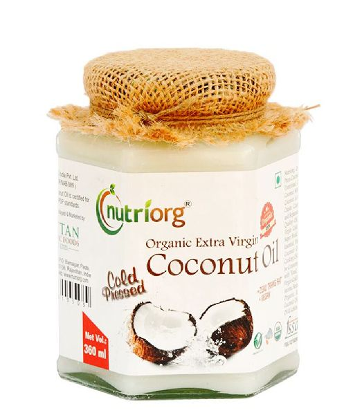 Nutriorg Extra Virgin Coconut Oil