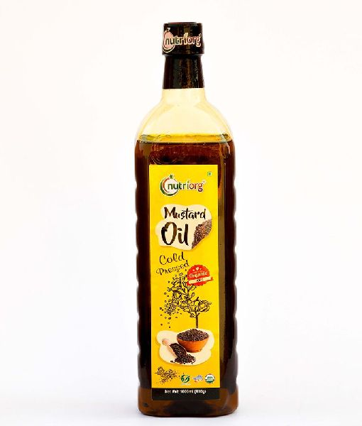 Nutriorg Mustard Oil