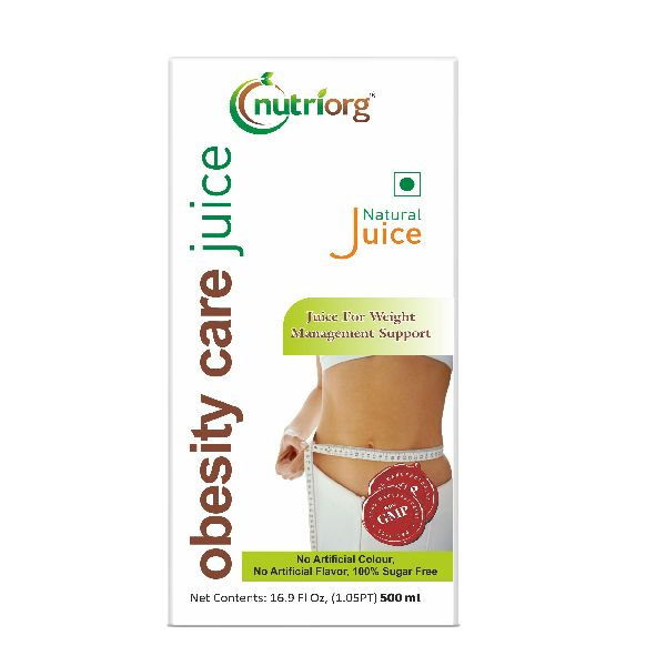 Nutriorg Obesity Care Juice