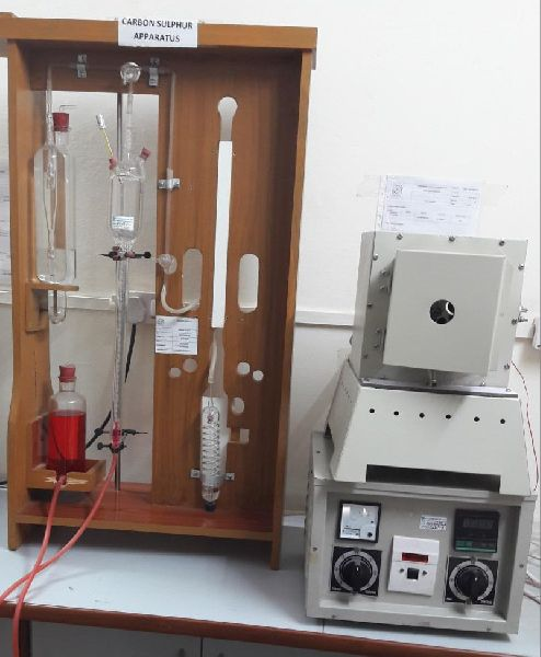CORNSIL® Carbon Sulphur Determination Apparatus