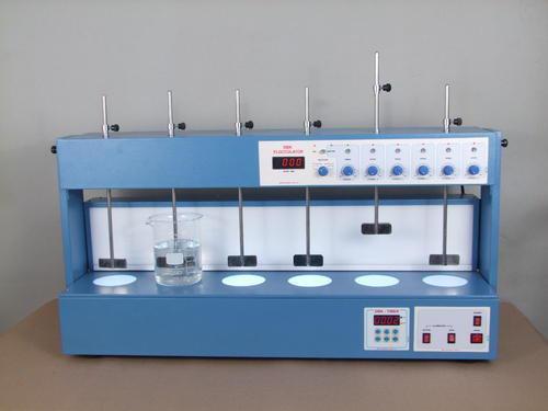 CORNSIL® Jar Test Apparatus