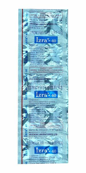 Esomiz 40mg Tablets  (Esomeprazole 40mg)
