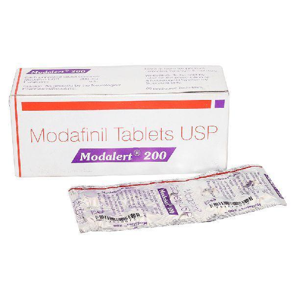 Modalert 200mg Tablets (Modafinil 200mg)
