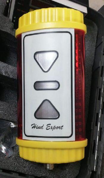 Laser Receiver Control Panel