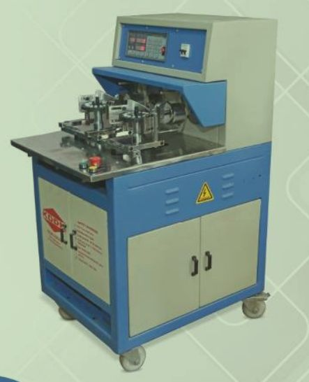 Automatic Single Sided Coil Lacing Machine