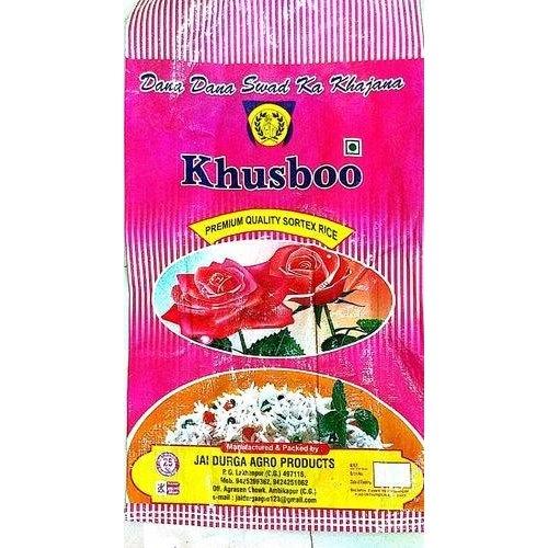 Khusboo Premium Quality Sortex Rice