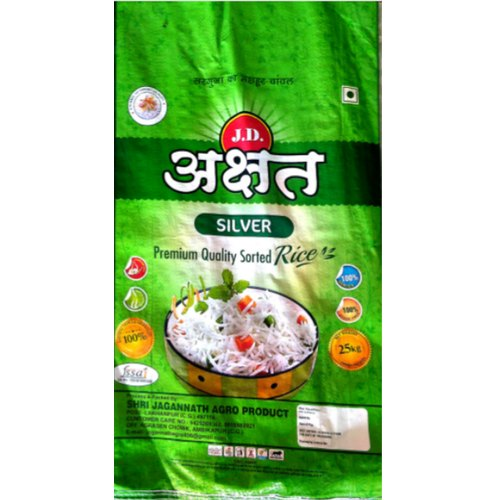 Premium Silver Quality Sorted Rice