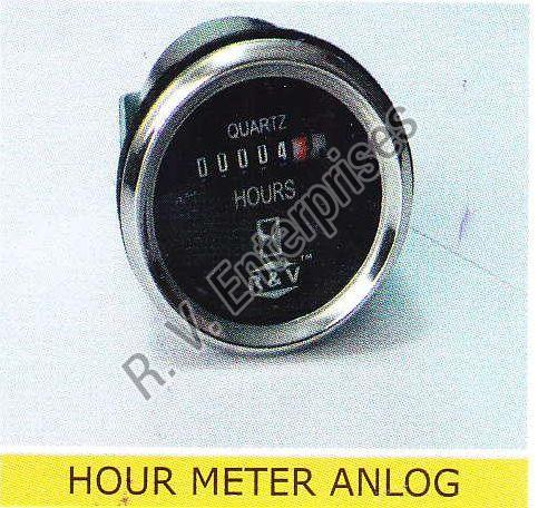 JCB Analog Hour Meter