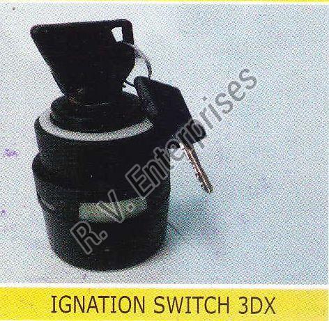 JCB Ignition Switch