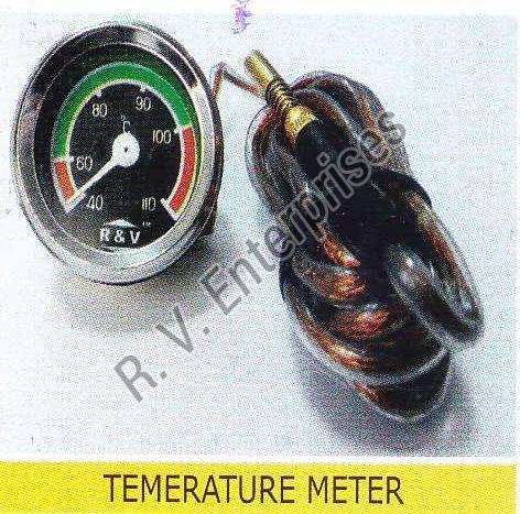 JCB Temperature Meter