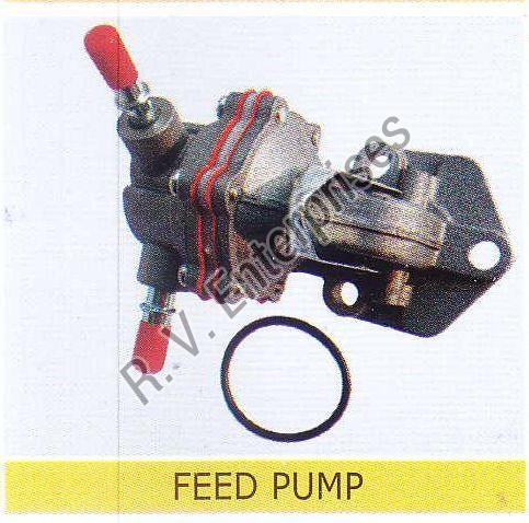 Steel Feed Pump