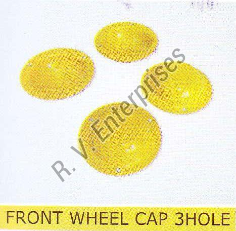 Steel Front Wheel Cap