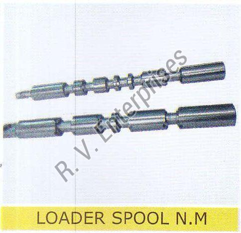 Steel Loader Spool