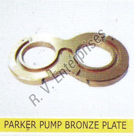 Steel Parker Pump Bronze Plate