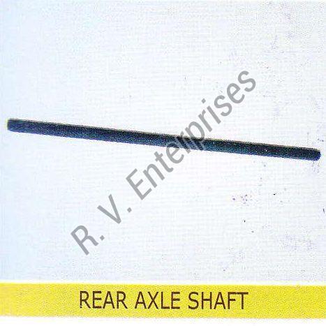Steel Rear Axle Shaft