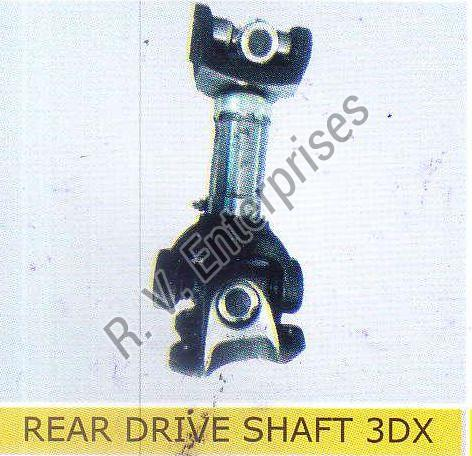 Steel Rear Drive Shaft