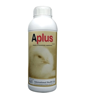 A PLUS Poultry Feed Supplement