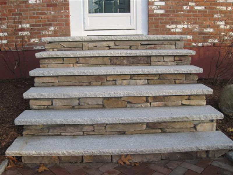 Natural Stone Stair Treads