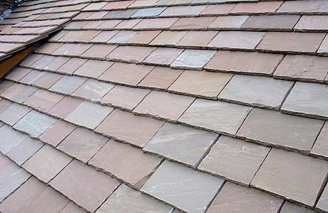 Sandstone Roofing Tiles
