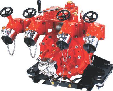 Truck Mounted Fire Pump