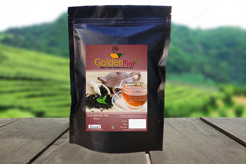 Golden Pint Black Tea