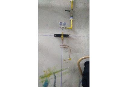 Emergency Gas Manifold