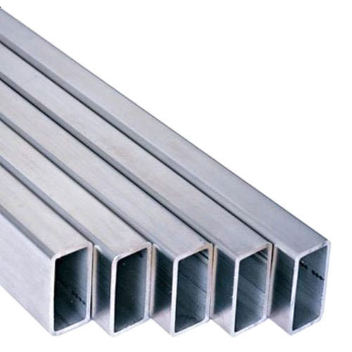 Rectangular Aluminum Pipe