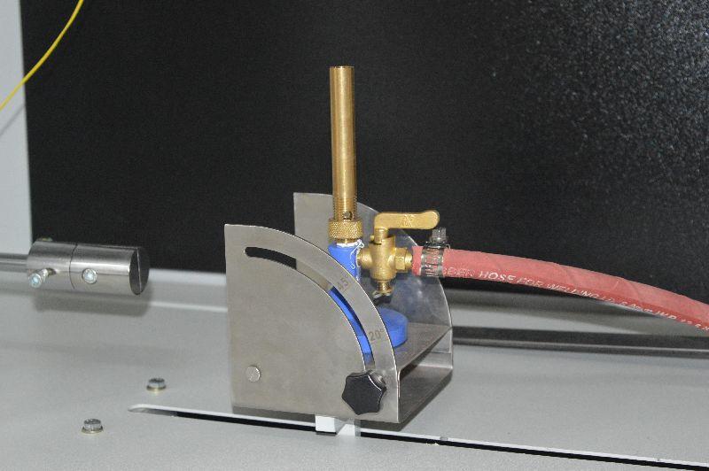 Flammability Test UL 94 Apparatus