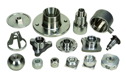 CNC VMC Machined Components