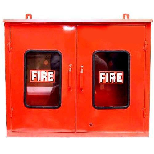 Fire Hose Box - Double Single