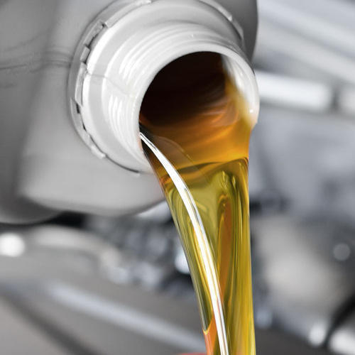 Recycled Lubricating Oil